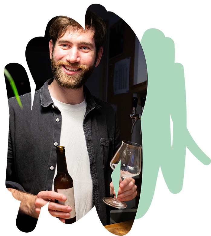 Strüssje Bier Köln - Braumeister Christian